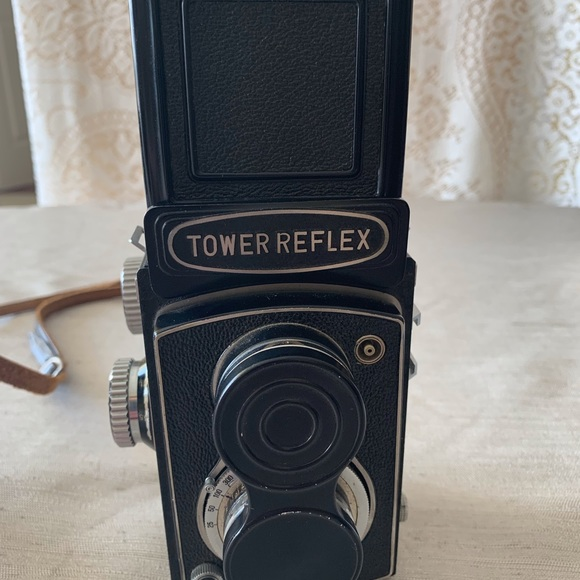 tower refkex Other - Very Rare Tower Reflex TLR camera